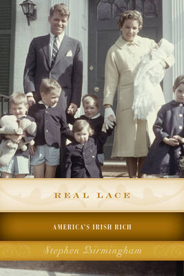 Real Lace book