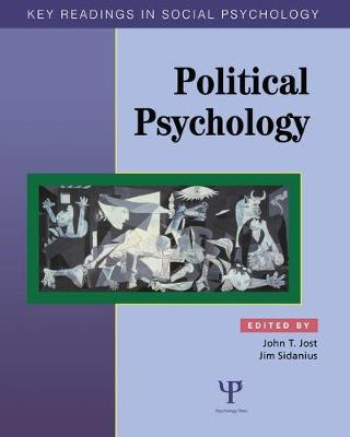 Political Psychology by John T. Jost