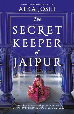 The Secret Keeper of Jaipur book