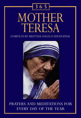 365 Mother Teresa Meditations for Each Day of the Year by Mother Teresa