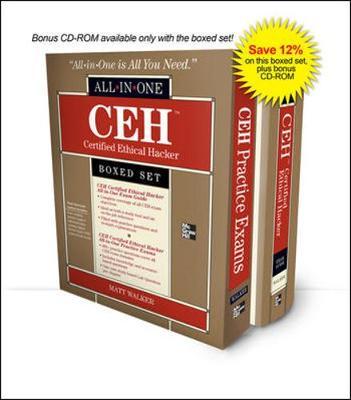 CEH Certified Ethical Hacker Boxed Set by Matt Walker