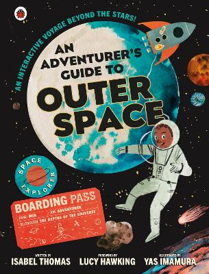 An Adventurer's Guide to Outer Space book