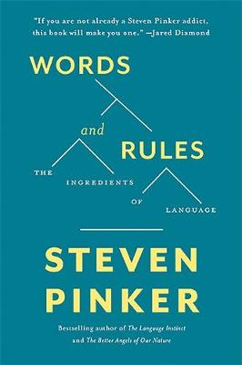 Words and Rules by Steven Pinker