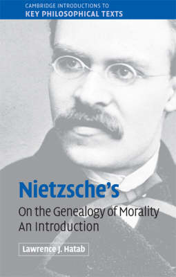 Nietzsche's 'On the Genealogy of Morality' book