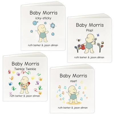 Baby Morris Book Set book