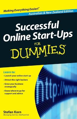 Successful Online Start-Ups For Dummies book