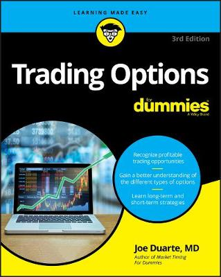Trading Options For Dummies by Joe Duarte