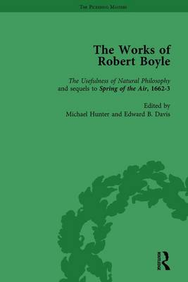 The Works of Robert Boyle  Part I Vol 3 by Michael Hunter