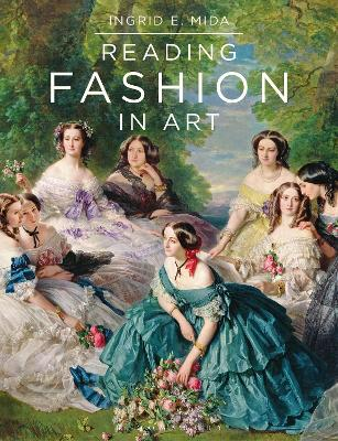 Reading Fashion in Art book