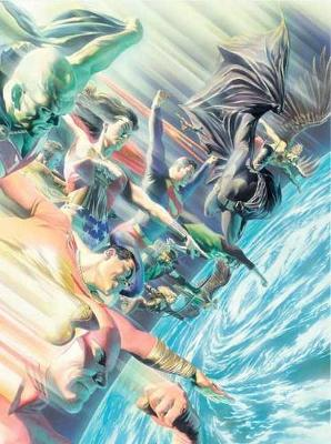 Absolute Justice League The World's Greatest Superheroes By Alex Ross & Paul Dini (New Edition) by Paul Dini