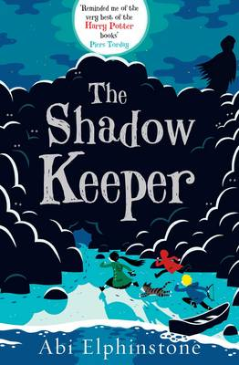 Shadow Keeper by Abi Elphinstone