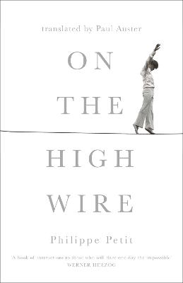 On the High Wire book