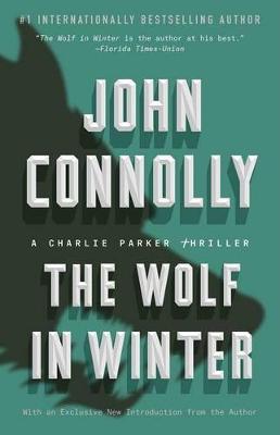 Wolf in Winter book
