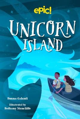 Unicorn Island book