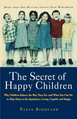 Secret of Happy Children book