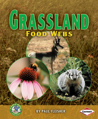 Grassland Food Webs by Paul Fleisher