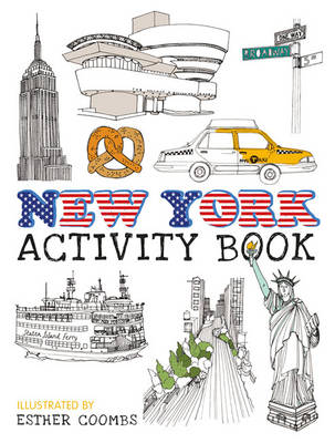 New York Activity Book by Esther Coombs