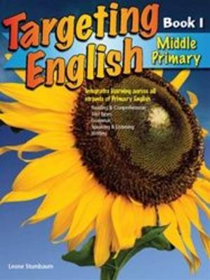Targeting English Middle Primary - Book 1 book