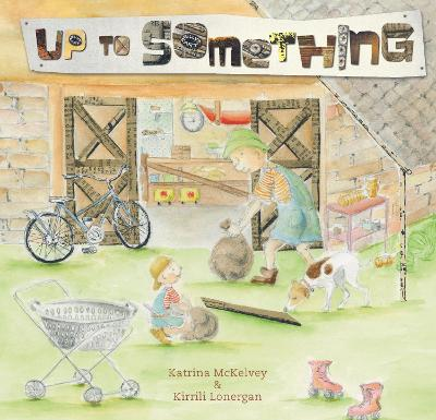Up to Something book