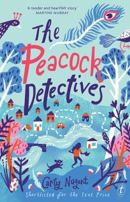 Peacock Detectives book