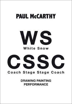 Paul McCarthy book