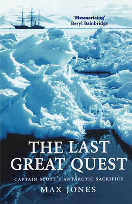 Last Great Quest by Max Jones