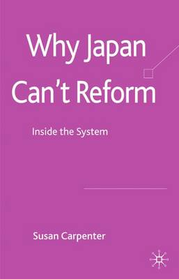 Why Japan Can't Reform book