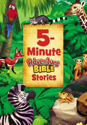 5-Minute Adventure Bible Stories book