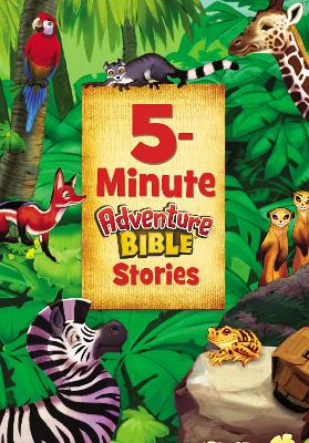 5-Minute Adventure Bible Stories by Catherine DeVries