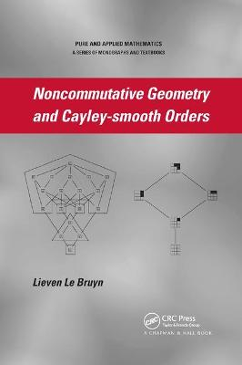 Noncommutative Geometry and Cayley-smooth Orders book