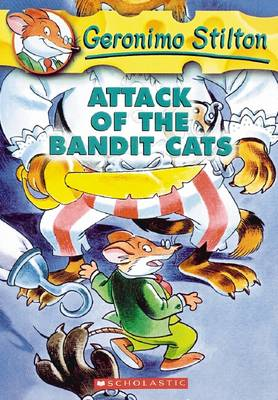 Attack of the Bandit Cats book