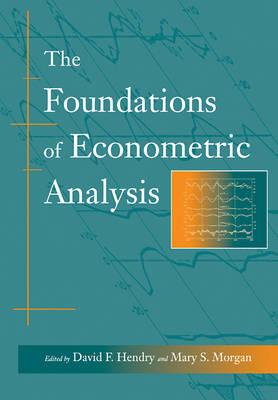 Foundations of Econometric Analysis book