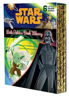 Star Wars Little Golden Book Library by Various