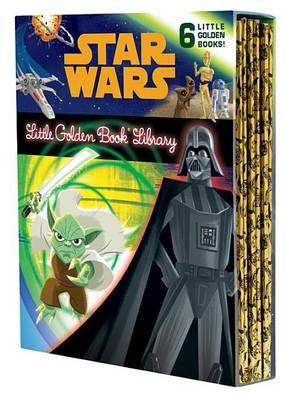 Star Wars Little Golden Book Library book