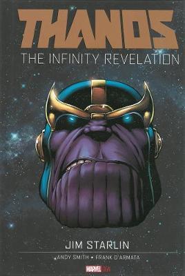 Thanos: The Infinity Revelation by Jim Starlin