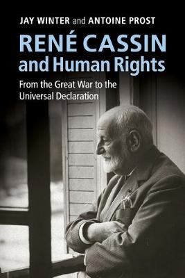 Rene Cassin and Human Rights: From the Great War to the Universal Declaration book