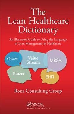 Lean Healthcare Dictionary book