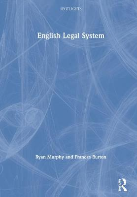 English Legal System book