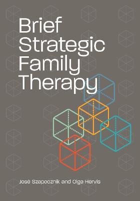 Brief Strategic Family Therapy book