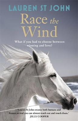 The Race the Wind by Lauren St John