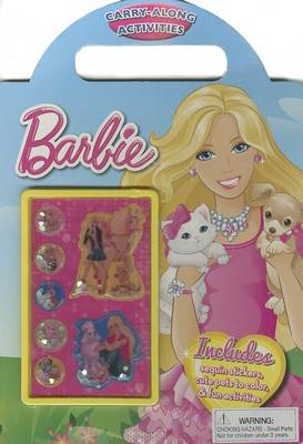 Barbie Carry Along Activities by Parragon