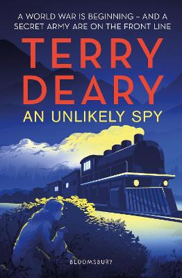 An Unlikely Spy by Terry Deary