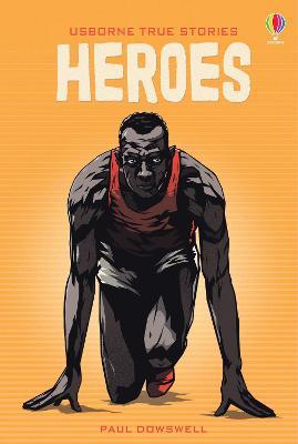 True Stories of Heroes book