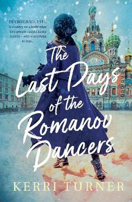 The Last Days Of The Romanov Dancers book
