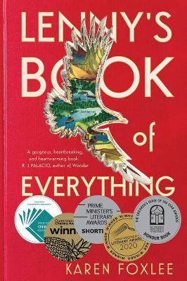 Lenny's Book of Everything by Karen Foxlee