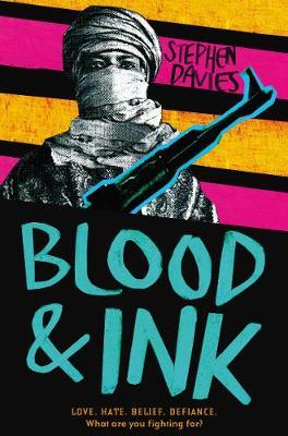 Blood & Ink by Stephen Davies