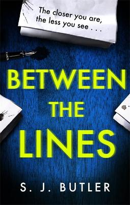 Between the Lines by S. J. Butler