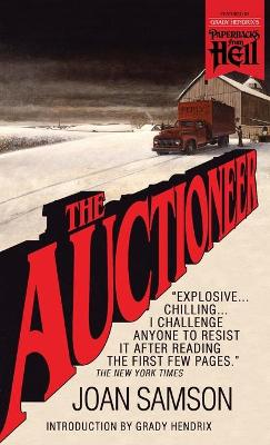 The Auctioneer (Paperbacks from Hell) by Grady Hendrix