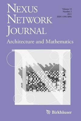 Nexus Network Journal 13,2 by Kim Williams