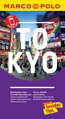 Tokyo Marco Polo Pocket Travel Guide - with pull out map by Marco Polo